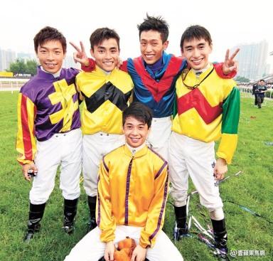 超新星 (Source: Apple Daily)